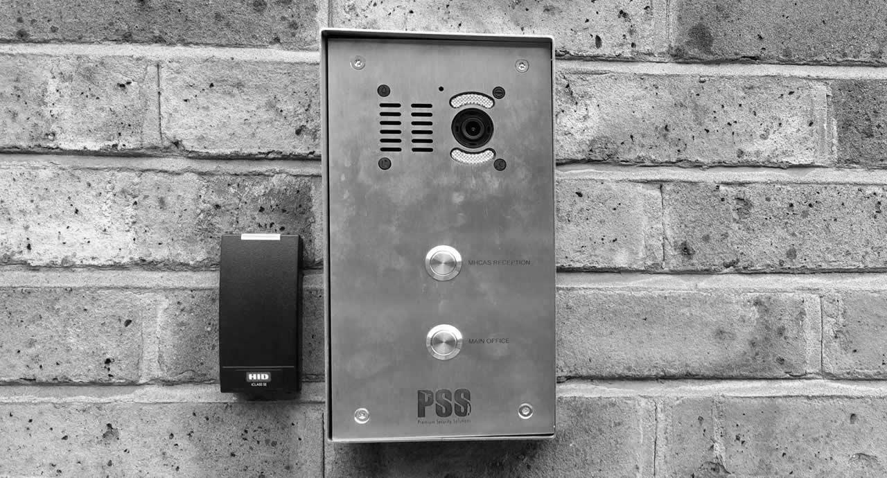 entry-intercom-alarm-cctv-nhs-access-control-alarm-security-london-bw